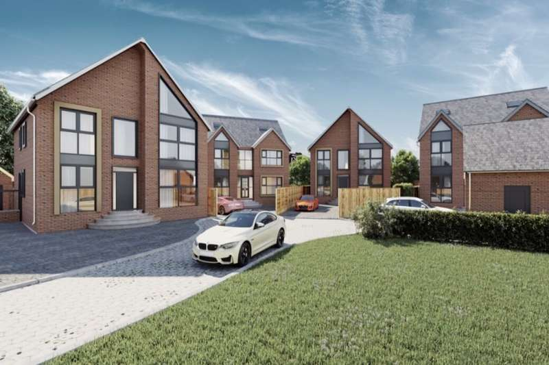 6 Bedrooms Detached House for sale in Shires Edge, Stallingborough, Grimsby, DN41