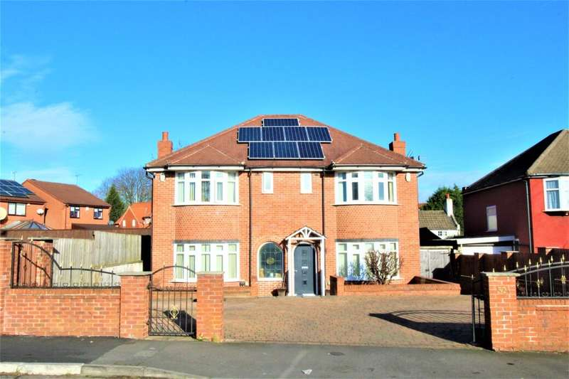 8 Bedrooms Detached House for sale in A Trowell Road, Wollaton, Nottingham, NG8