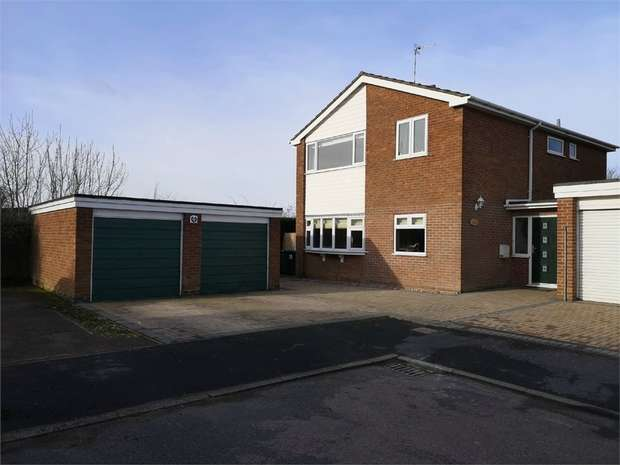 4 Bedrooms Detached House for sale in Firs Road, Houghton-on-the-Hill, Leicester