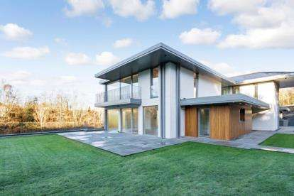 5 Bedrooms Detached House for sale in Avon Mill, Carlisle Road