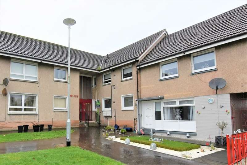 3 Bedrooms Flat for sale in Rockburn Crescent, Bellshill, ML4