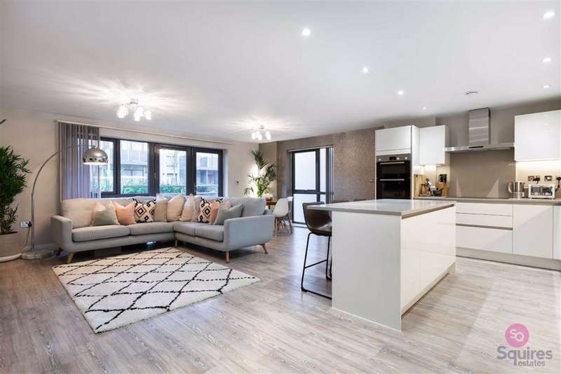 2 Bedrooms Flat for sale in Inglis Way, Mill Hill, London, NW7