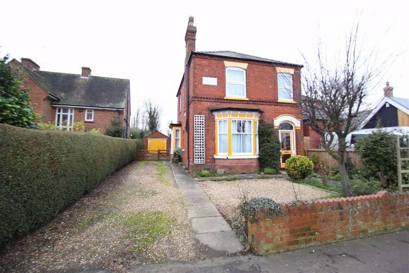 4 Bedrooms Detached House for sale in Horncastle Road, Boston