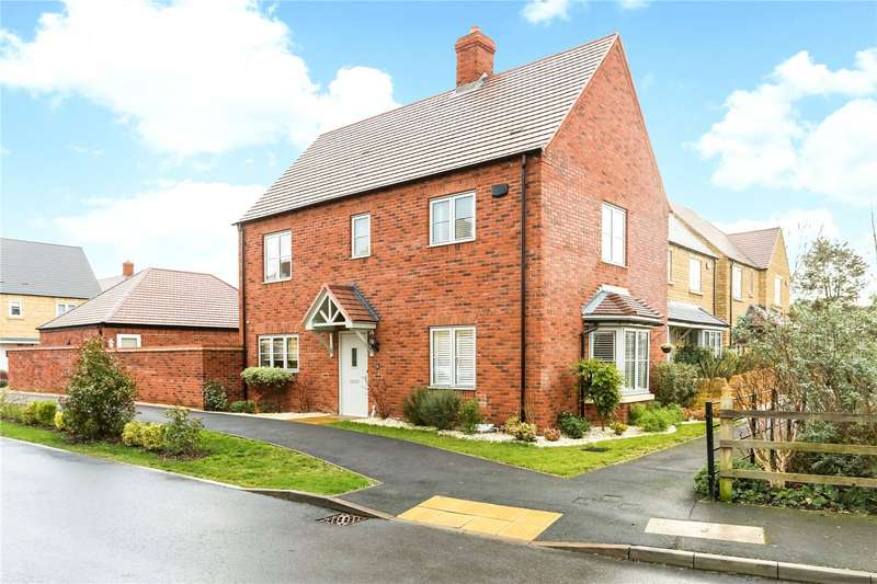3 Bedrooms Detached House for sale in Furrow Way, Mickleton, Chipping Campden, Gloucestershire, GL55