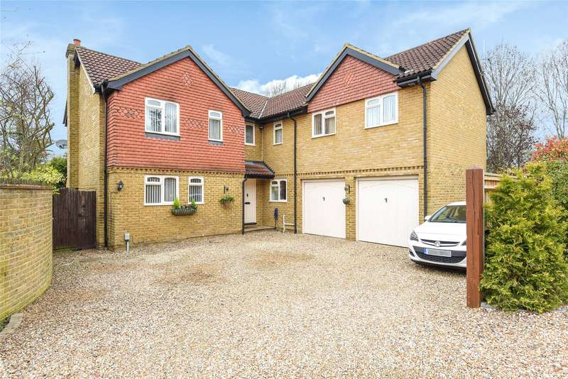 5 Bedrooms Detached House for sale in Wiltshire Grove, Warfield, Berkshire, RG42