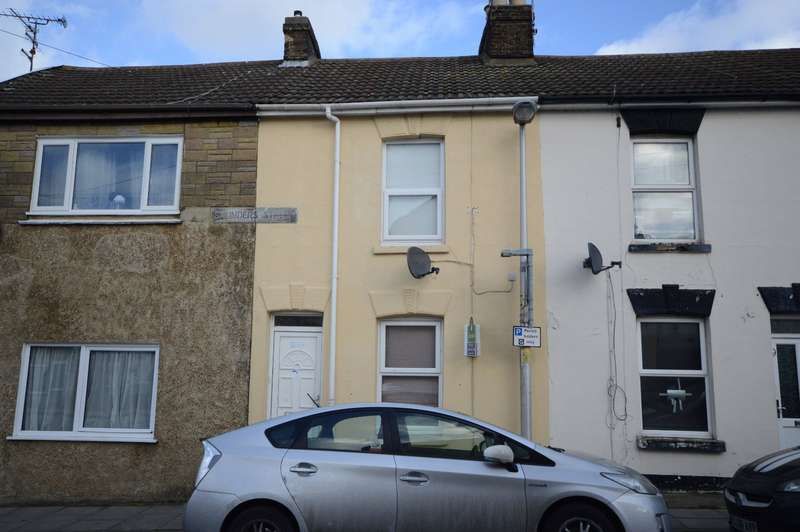 2 Bedrooms House for sale in Saunders Street, Gillingham, Kent, ME7