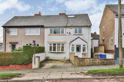 3 Bedrooms Semi Detached House for sale in Tedder Avenue, Burnley, Lancashire, BB12