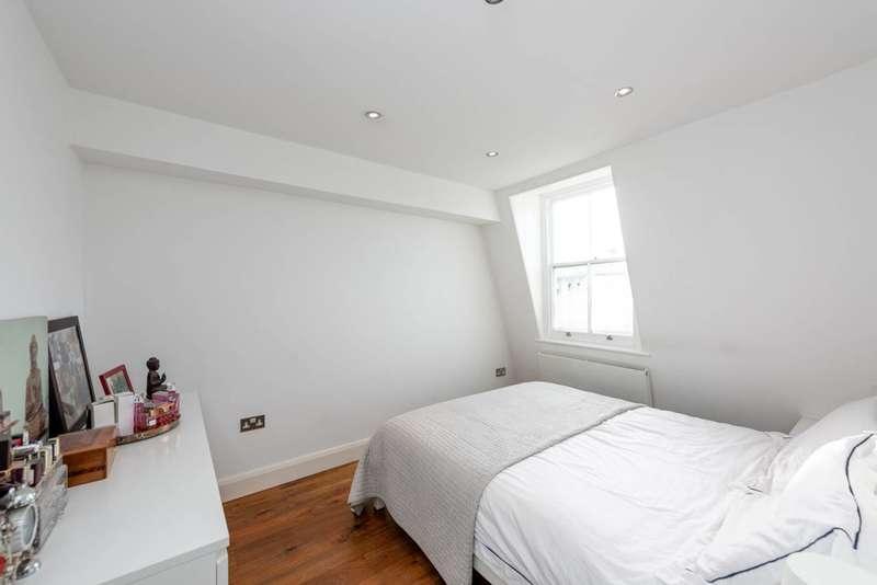 1 Bedroom Flat for sale in Westgate Terrace, Chelsea, SW10