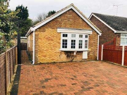 1 Bedroom Bungalow for sale in Dunstable Road, Houghton Regis, Dunstable, Bedfordshire