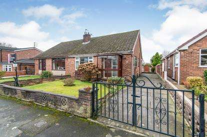 2 Bedrooms Bungalow for sale in Dewhurst Road, Harwood, Bolton, Greater Manchester, BL2