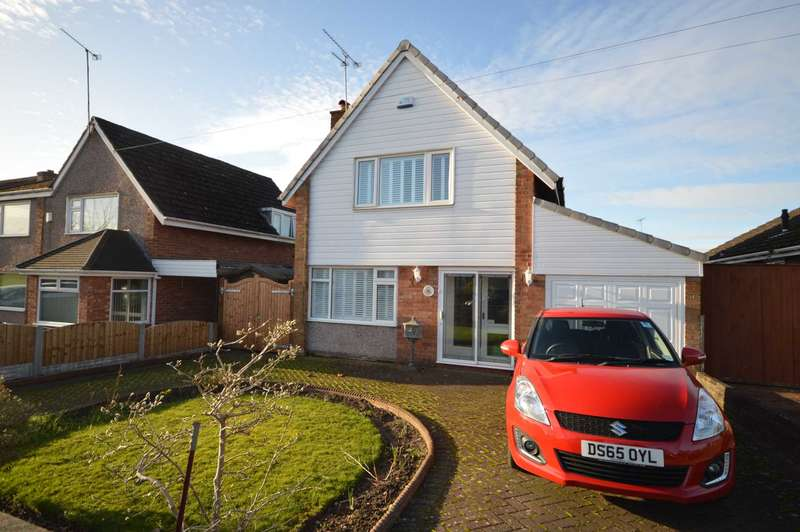 3 Bedrooms Detached House for sale in Brookhurst Road, Bromborough