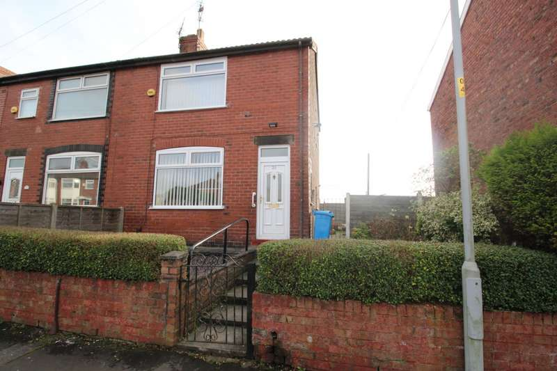 2 Bedrooms Semi Detached House for sale in Garlick Street, Gorton, Manchester, M18
