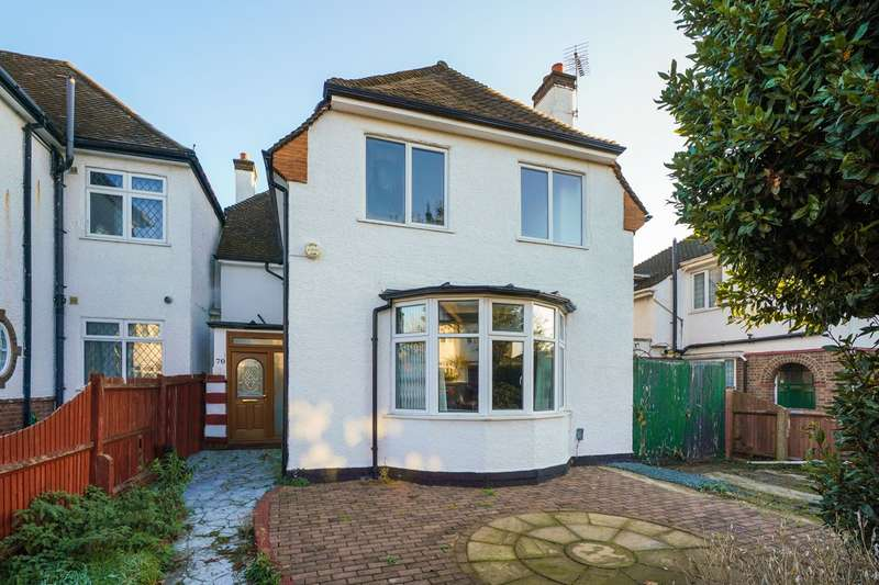 4 Bedrooms House for sale in Tring Avenue, London, W5