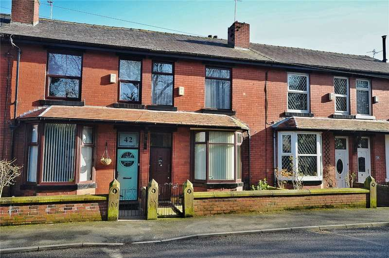 3 Bedrooms Terraced House for sale in Fraser Street, Shaw, Oldham, Greater Manchester, OL2