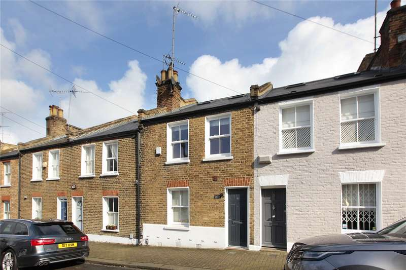 3 Bedrooms Terraced House for sale in Ballantine Street, Wandsworth, London, SW18