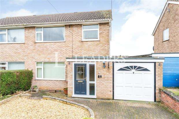 3 Bedrooms Semi Detached House for sale in Selwyn Road, Stamford, Lincolnshire