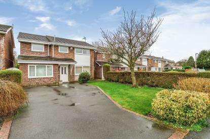 4 Bedrooms Detached House for sale in Tower Green, Fulwood, Preston, Lancashire, PR2
