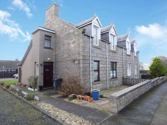 1 Bedroom Flat for sale in Formartindale Cottages, Ellon, Aberdeenshire, AB41 6QJ