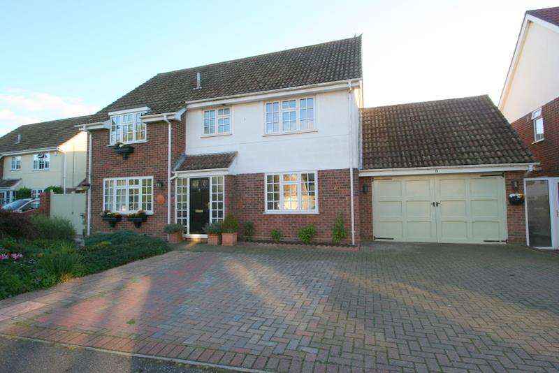 4 Bedrooms Detached House for sale in VILLAGE LOCATION AND NEAR AMENITIES