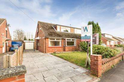 3 Bedrooms Semi Detached House for sale in Glamis Road, Leyland, Lancashire, PR25