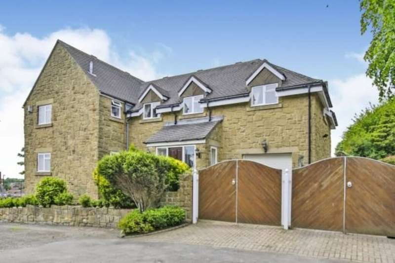 4 Bedrooms Detached House for sale in Village Green, High Usworth , Washington, NE37
