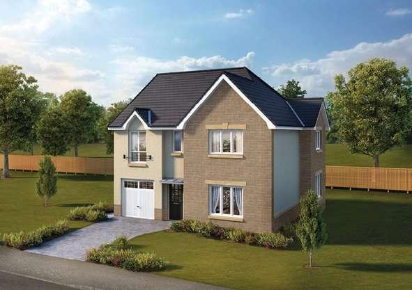 4 Bedrooms Detached House for sale in Longmeadow, Ormiston, EH35