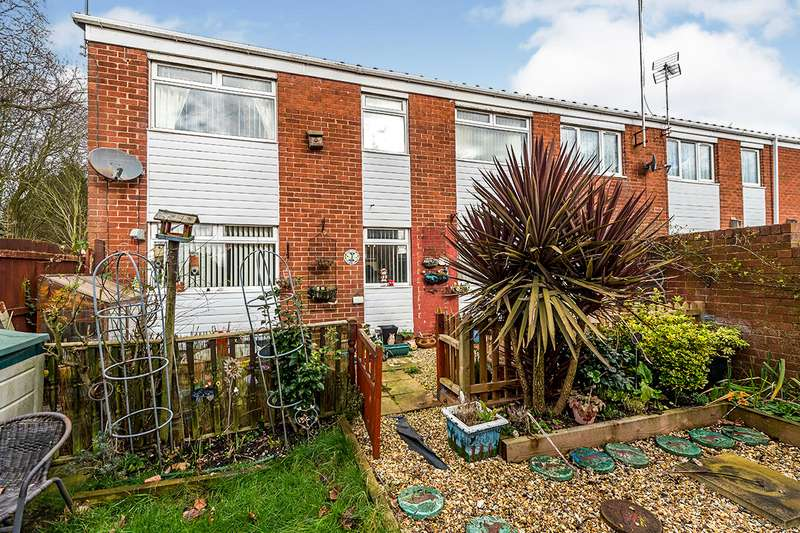 2 Bedrooms End Of Terrace House for sale in Acregate, Skelmersdale, Lancashire, WN8