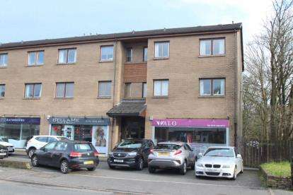 2 Bedrooms Flat for sale in Arthur Place, Eaglesham Road, Clarkston, East Refrewshire