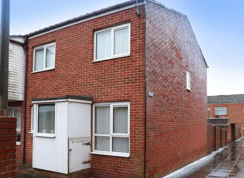 3 Bedrooms End Of Terrace House for sale in Brierfield, Skelmersdale, Lancashire, WN8