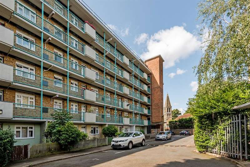 2 Bedrooms Apartment Flat for sale in Old Ford Road, London, E2