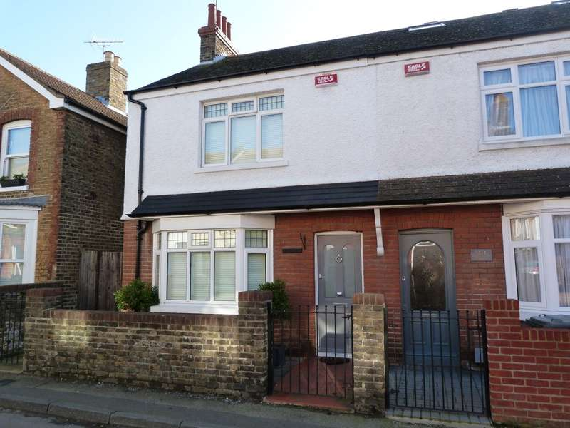 2 Bedrooms Semi Detached House for sale in Livingstone Road, Broadstairs, CT10