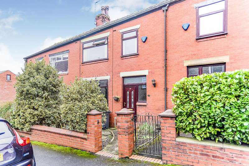 2 Bedrooms House for sale in Farrow Street, Shaw, Oldham, Greater Manchester, OL2