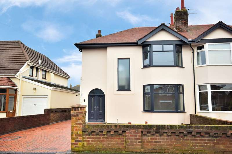 3 Bedrooms Semi Detached House for sale in Haymarket, Lytham St Annes, FY8