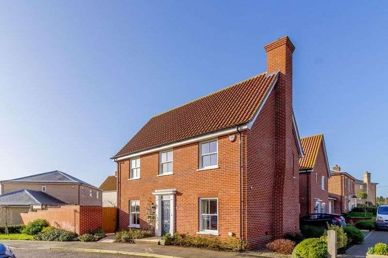 4 Bedrooms Property for sale in Hall Lane, Wickham Market, Woodbridge, IP13