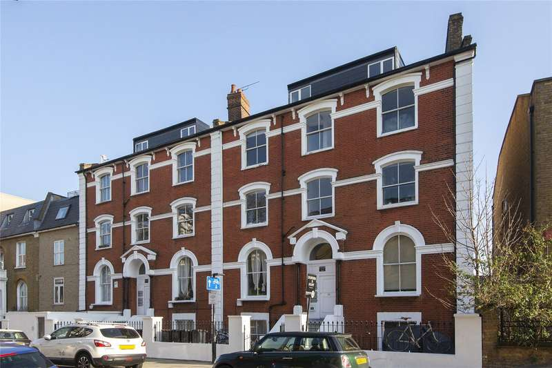 2 Bedrooms Flat for sale in Shore Road, London, E9