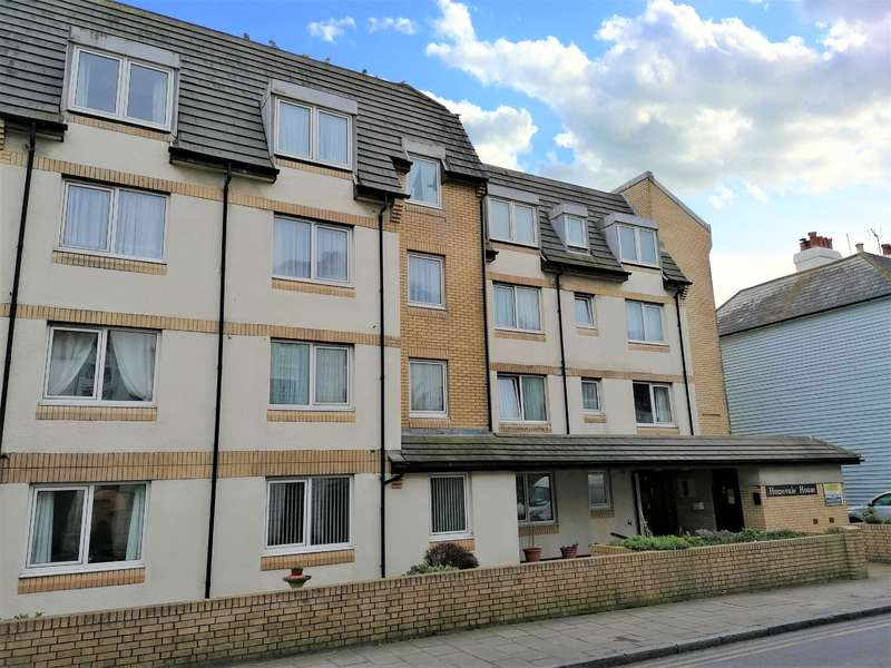 1 Bedroom Retirement Property for sale in Homevale House, Sandgate
