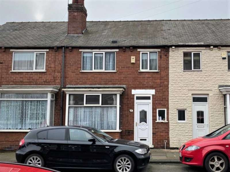 3 Bedrooms Terraced House for sale in Clarence Avenue, Balby