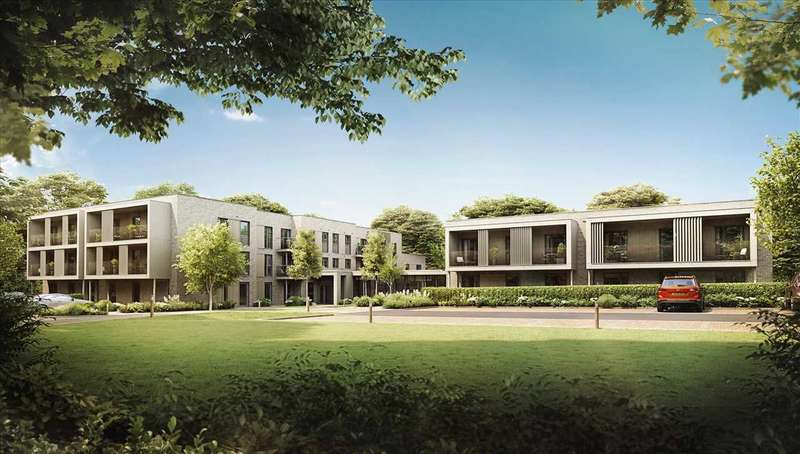 2 Bedrooms Apartment Flat for sale in Greenhaven, 1-5 Lindsay Road, Poole