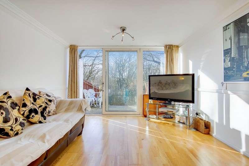 2 Bedrooms Maisonette Flat for sale in Kitley Gardens, Upper Norwood SE19