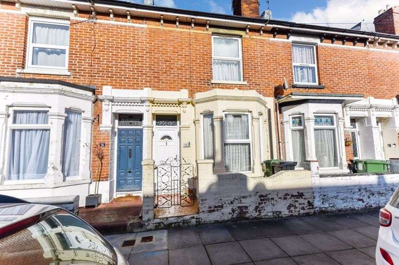 2 Bedrooms Property for sale in Suffolk Road, Southsea