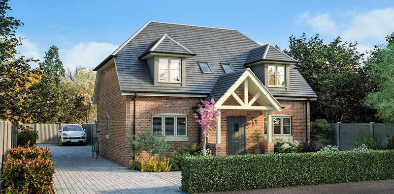 4 Bedrooms House for sale in Shirrell Heath, Hampshire