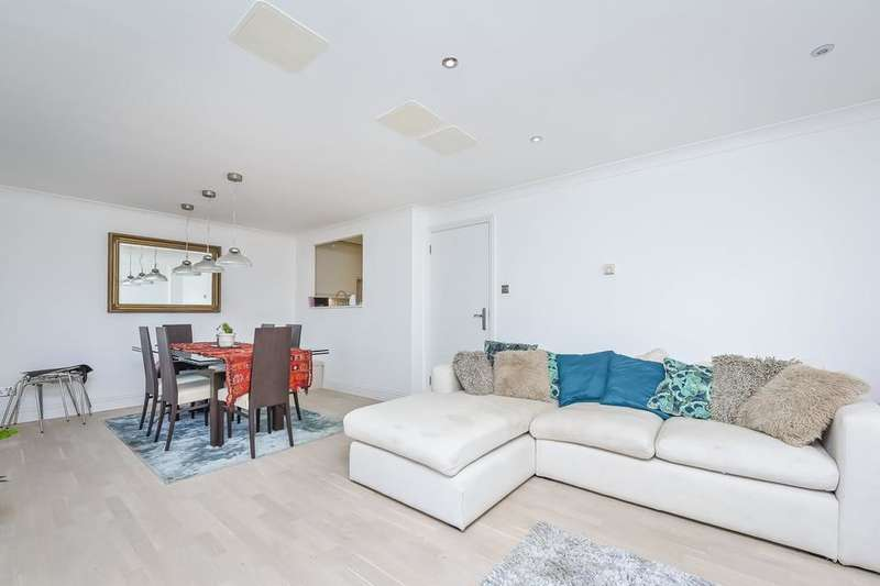 2 Bedrooms Flat for sale in Manor Gardens, London N7