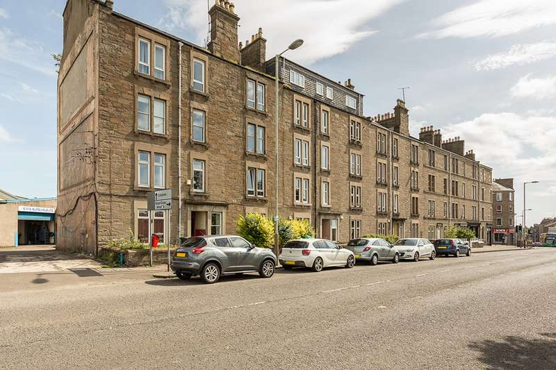 2 Bedrooms Ground Flat for sale in Strathmartine Road, Dundee, Angus, DD3 8PH