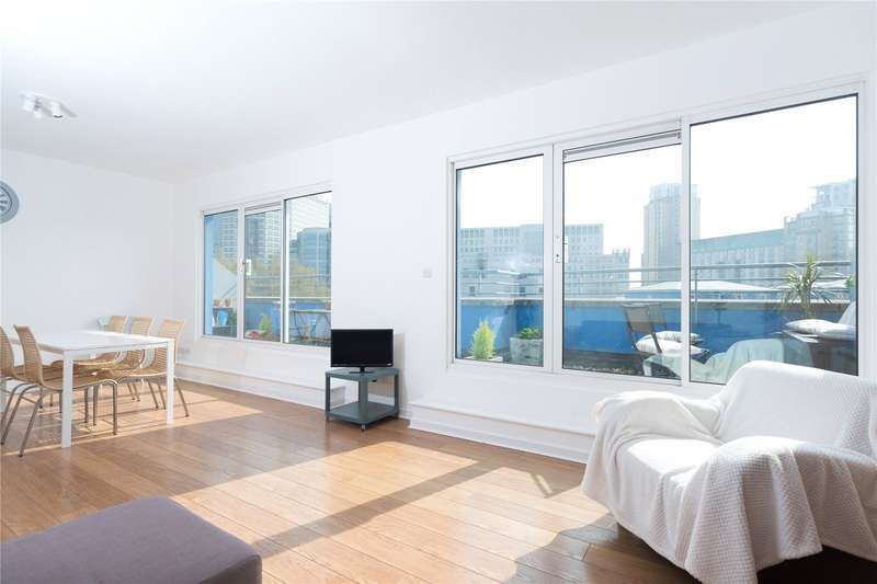 2 Bedrooms House for sale in Premiere Place, London, E14