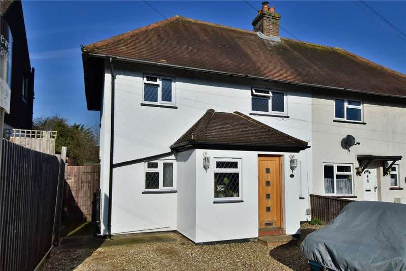 3 Bedrooms Semi Detached House for sale in Capell Road, Chorleywood, Hertfordshire, WD3