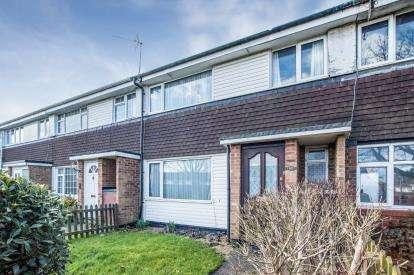 3 Bedrooms Terraced House for sale in Tamar Green, Hemel Hempstead, Hertfordshire, England