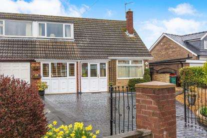 3 Bedrooms Semi Detached House for sale in Preston Road, Grimsargh, Preston, Lancashire, PR2