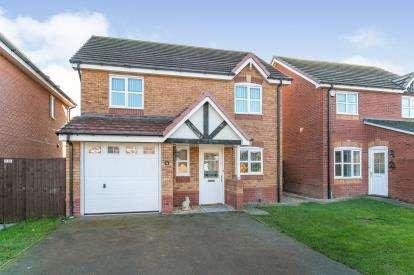4 Bedrooms Detached House for sale in FFordd Pant Y Celyn, Prestatyn, Denbighshire, ., LL19