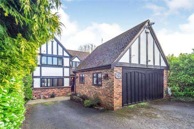 4 Bedrooms Detached House for sale in Cromwell Lane, Burton Green, Kenilworth
