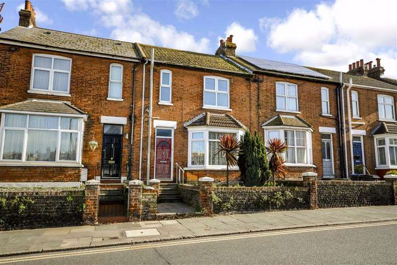 3 Bedrooms Terraced House for sale in Ramsgate Road, Margate, Kent
